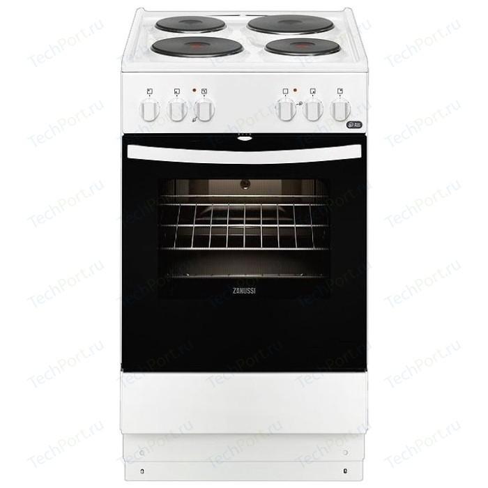 Электрическая плита Zanussi ZCE 9540G1 W