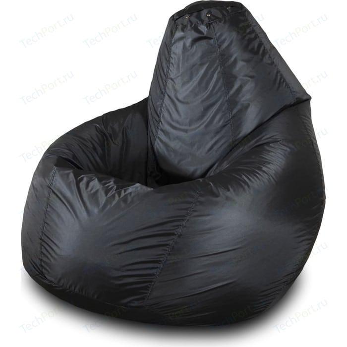 Кресло-мешок Груша Пазитифчик Бмо2 черный