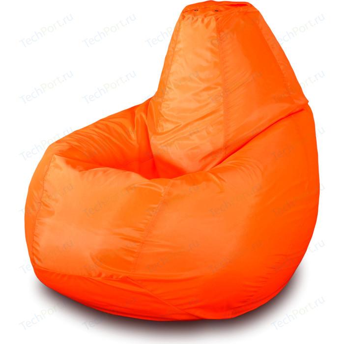 Кресло-мешок Груша Пазитифчик Бмо4 оранжевый