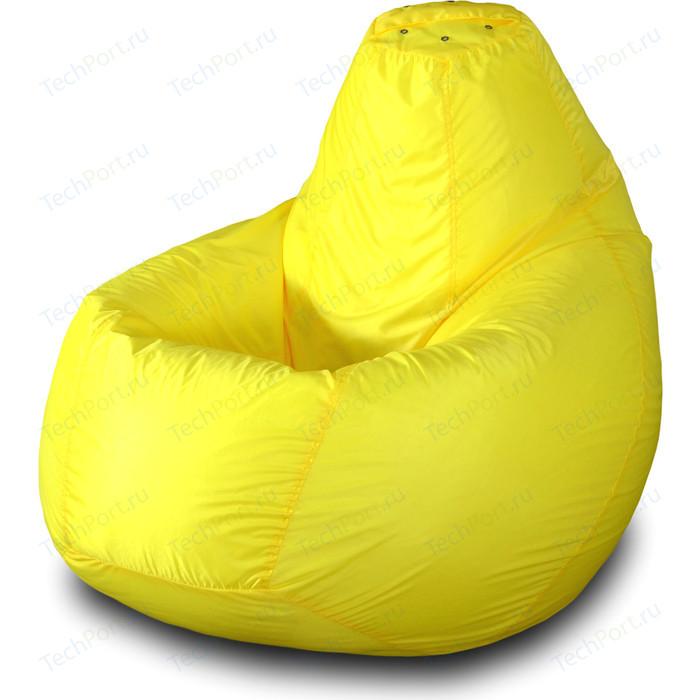 Кресло-мешок Груша Пазитифчик Бмо4 желтый