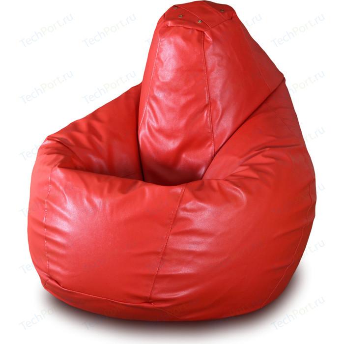 Кресло-мешок Груша Пазитифчик Бмэ2 красный