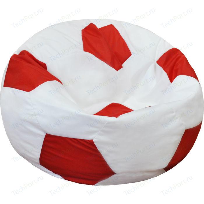 цена на Кресло-мешок Мяч Пазитифчик Бмо8 бело-красный