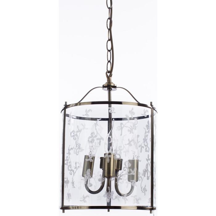Потолочный светильник Arte Lamp A8286SP-3AB