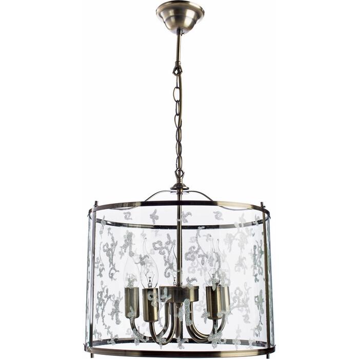 Потолочный светильник Arte Lamp A8286SP-5AB