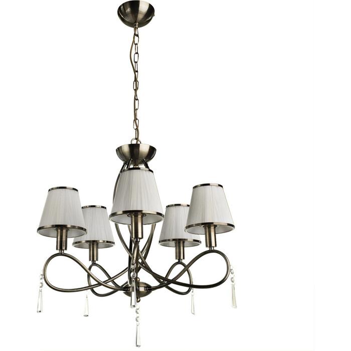 Люстра Arte Lamp A1035LM-5AB люстра arte lamp a5603lm 5ab verdi