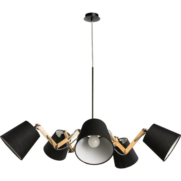 Люстра Arte Lamp A5700LM-5BK