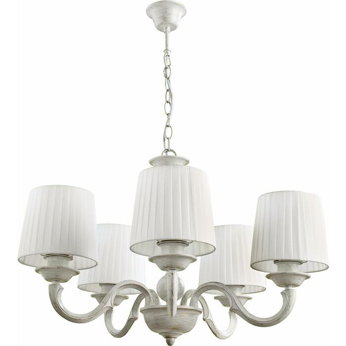 Люстра Arte Lamp A9395LM-5WG люстра подвесная на цепи arte lamp a6114lm 5wg
