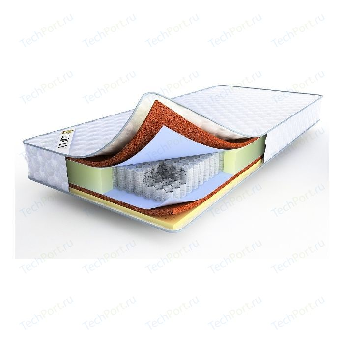Матрас Lonax Cocos-Medium TFK 180x200 матрас lonax medium light tfk 180x200