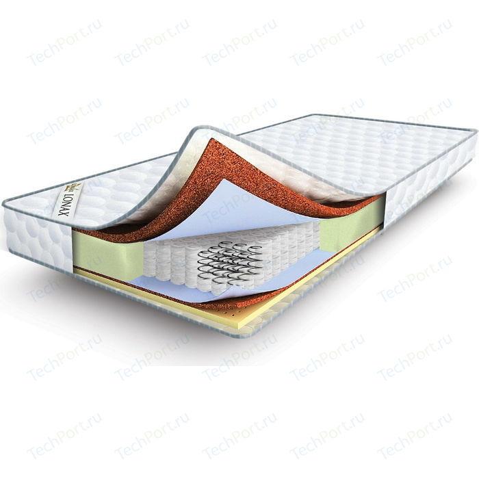 Матрас Lonax Cocos-Medium Light TFK 200x195 матрас lonax cocos medium light tfk 90x190