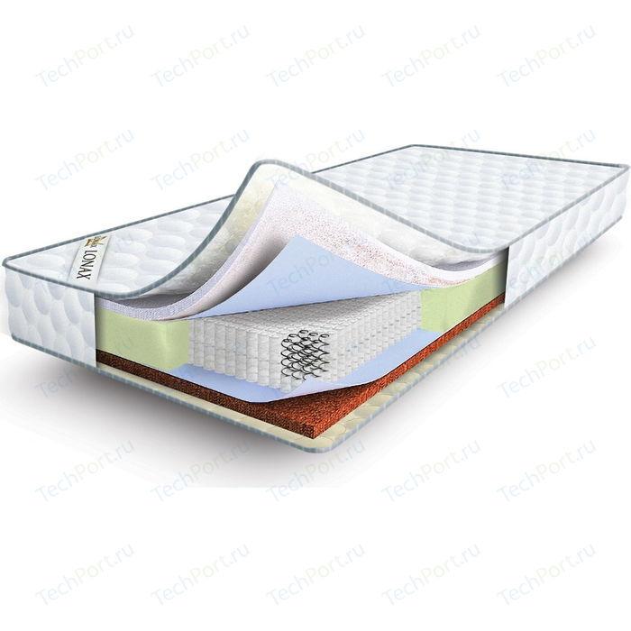 Матрас Lonax Hollo-Cocos S1000 90x190 матрас lonax cocos medium s1000 90x190