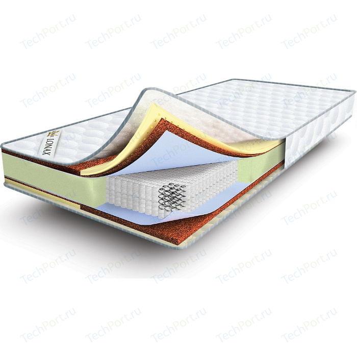 Матрас Lonax Duet Cocos-Medium S1000 180x190 матрас lonax medium light s1000 180x190