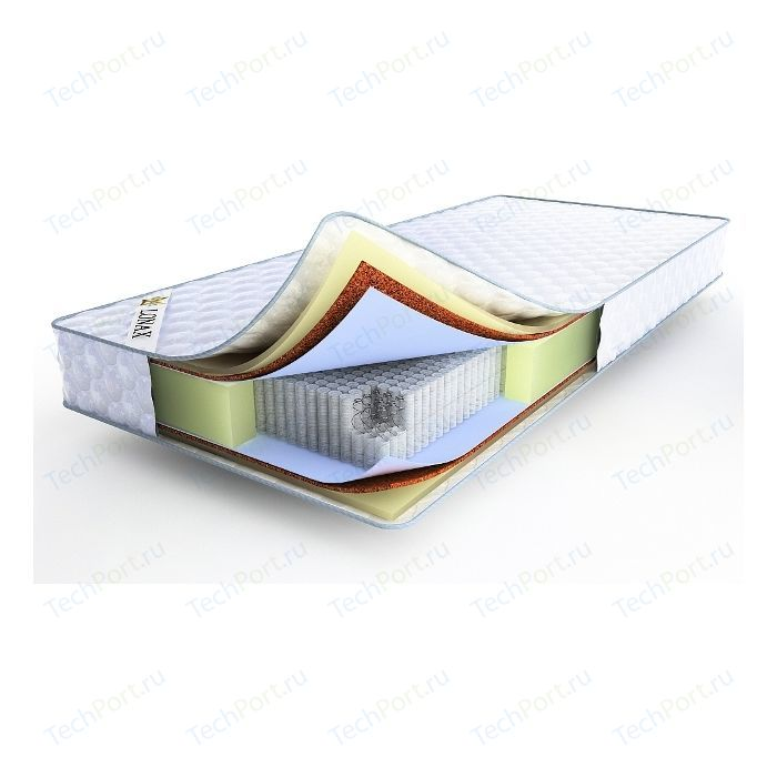 Матрас Lonax ППУ-Сocos S1000 90x195 матрас lonax ппу сocos s1000 140x190