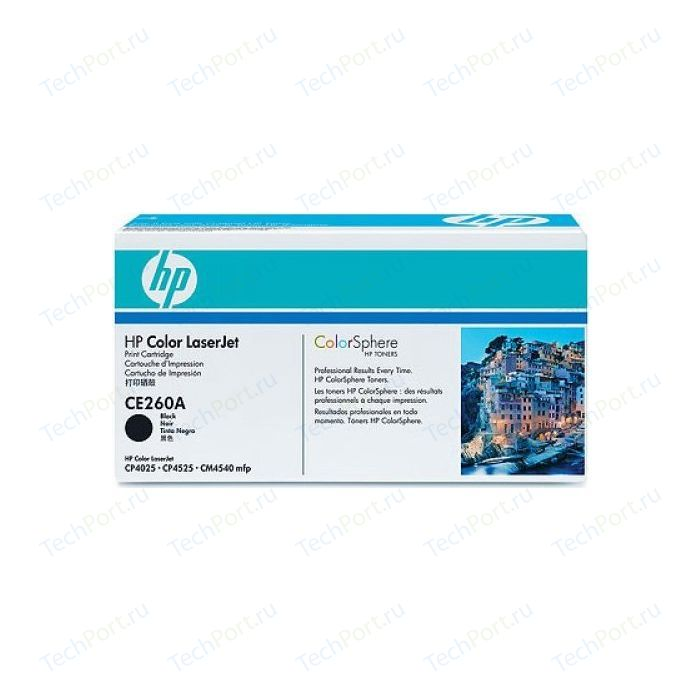 Картридж HP CE260A