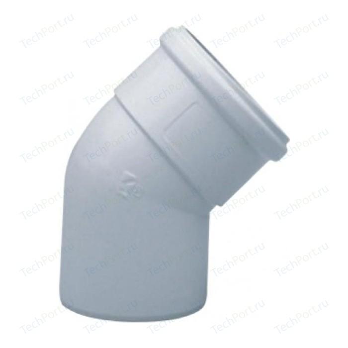 Отвод BAXI DN 80 эмалированный 45 градусов (KHG 714018110)