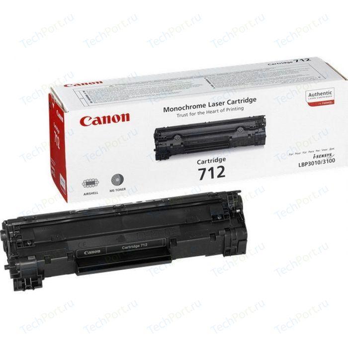 Картридж Canon C-712 (1870B002)