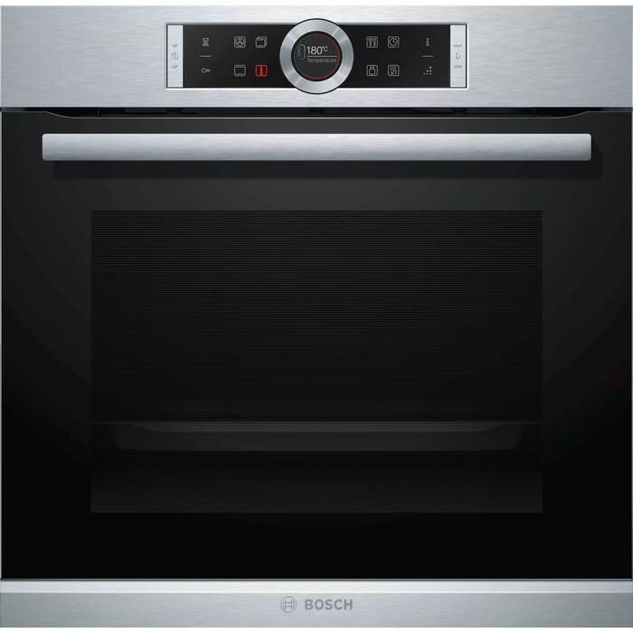 Электрический духовой шкаф Bosch Serie 8 HBG655BS1