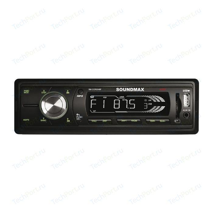 цена на Автомагнитола Soundmax SM-CCR3048F