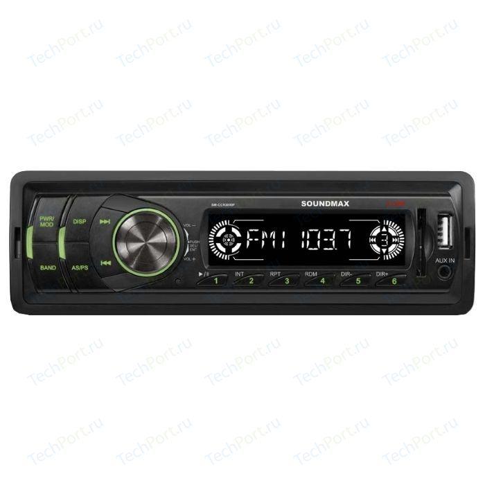 Автомагнитола Soundmax SM-CCR3050F