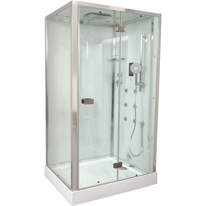 Душевая кабина Timo Puro Swing Door H-511 L 120х90х220 см