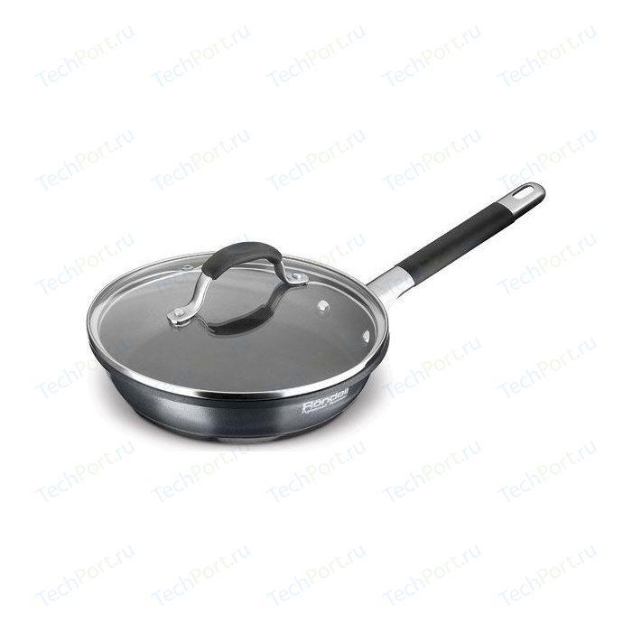 Сковорода Rondell Stern d 24 см RDS-092 сковорода d 24 см kukmara кофейный мрамор смки240а