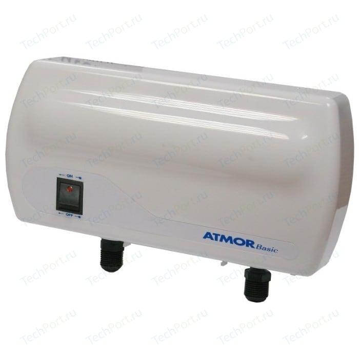 Проточный водонагреватель Atmor Basic 3,5 душ
