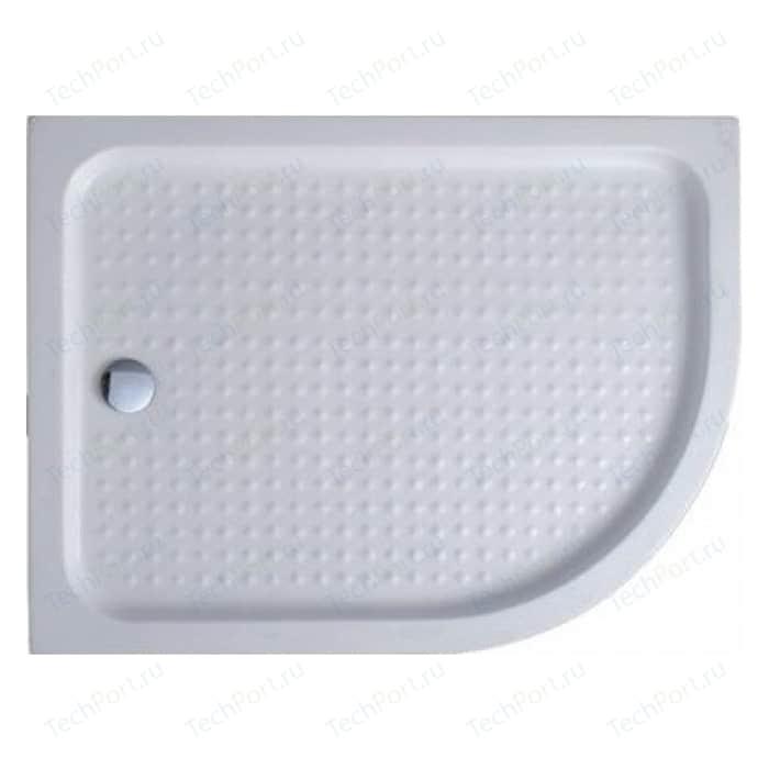 Душевой поддон Cezares 120x80x15 см акриловый (TRAY-A-RH-120/80-550-15-W-L)