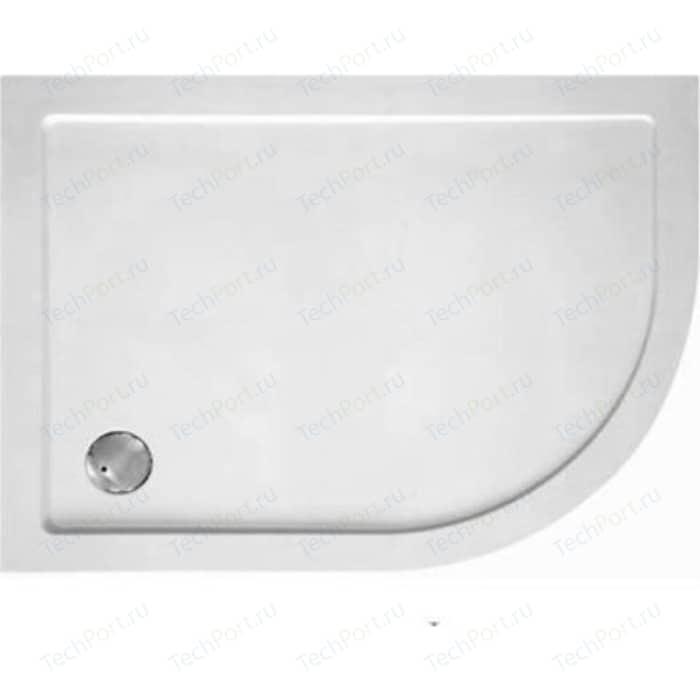 Душевой поддон Cezares 120x90x3,5 см SMC (TRAY-M-RH-120/90-550-35-W-L)