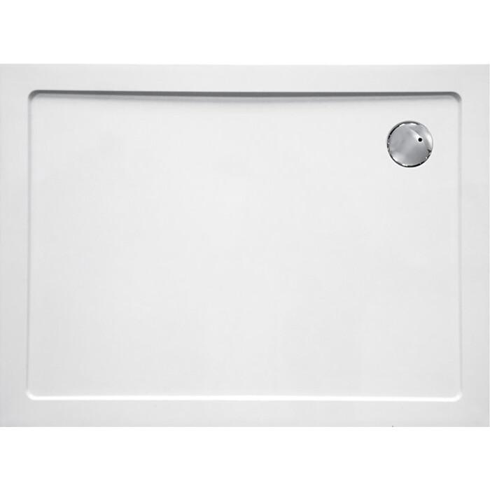Душевой поддон Cezares 100x90x3,5 см SMC прямоугольный (TRAY-M-AH-100/90-35-W)
