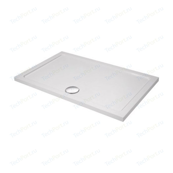 Душевой поддон Cezares 180x90x3,5 см SMC прямоугольный (TRAY-M-AH-180/90-35-W)