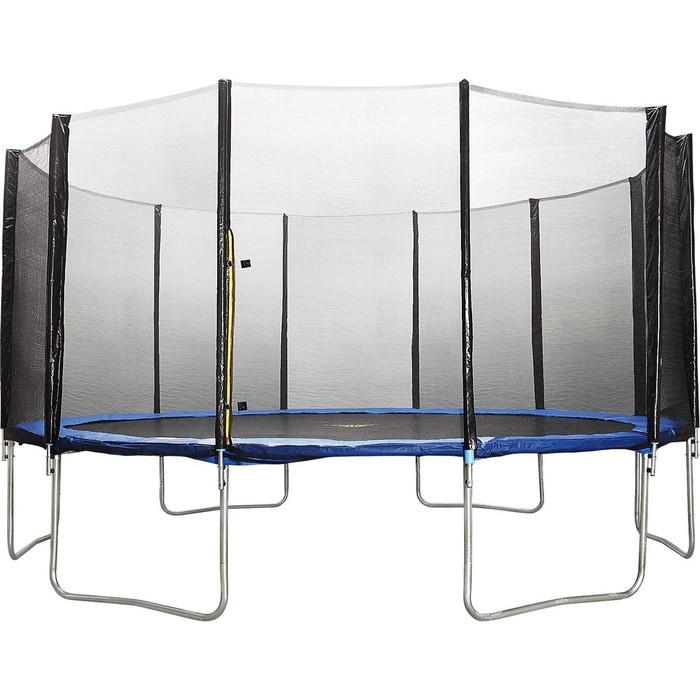 Батут DFC Trampoline Fitness 16 FT с защитной сеткой (488см)