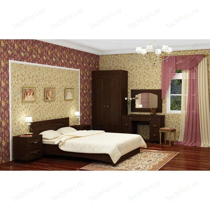 цена на Спальня Compass Элизабет 2 орех темный