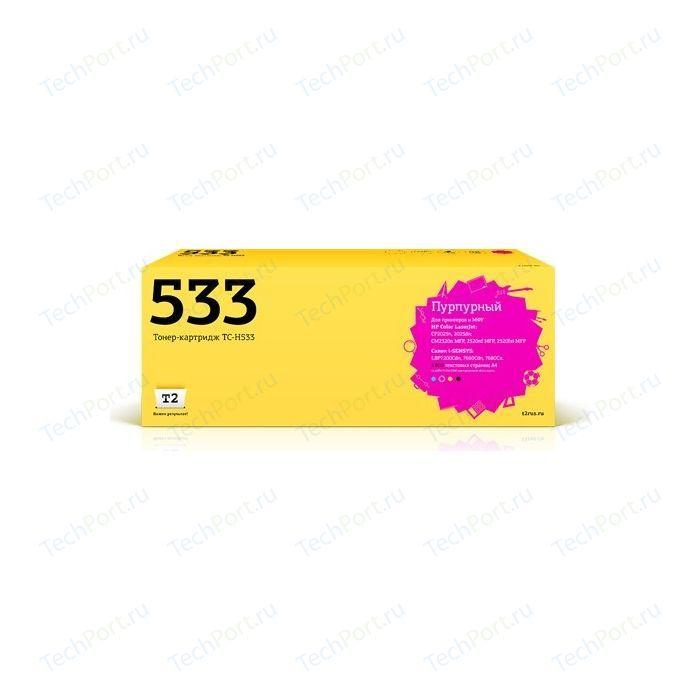 Картридж T2 CC533A (TC-H533)