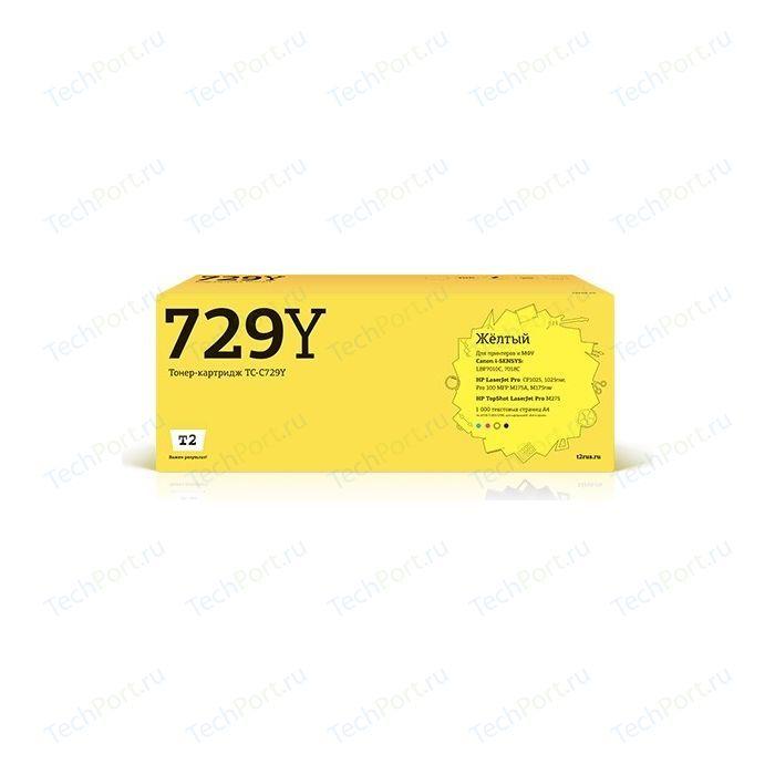 Картридж T2 №729 (TC-C729Y)
