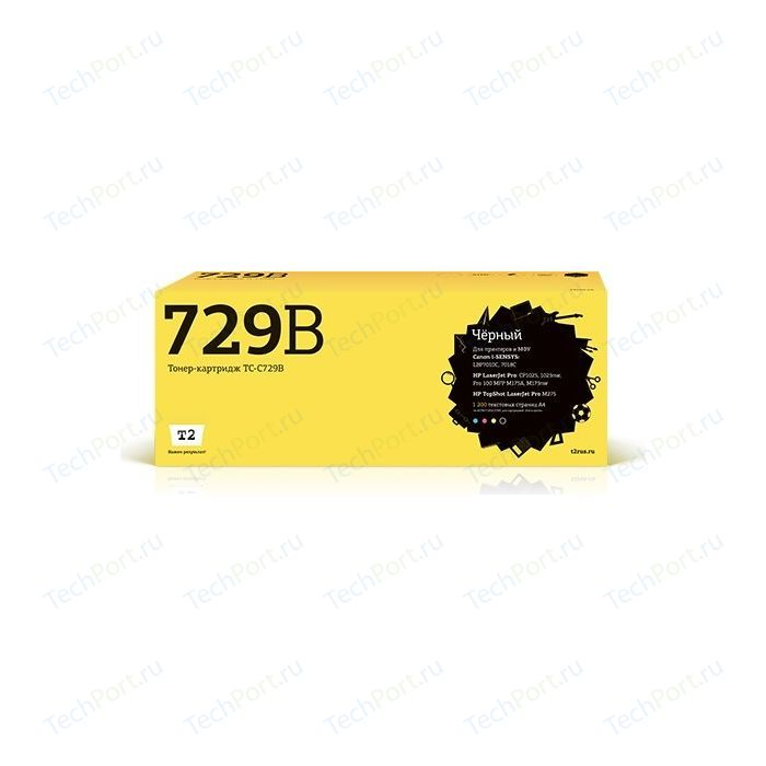 Картридж T2 №729 (TC-C729B)