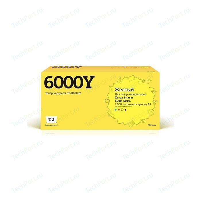 Картридж T2 106R01633 (TC-X6000Y)