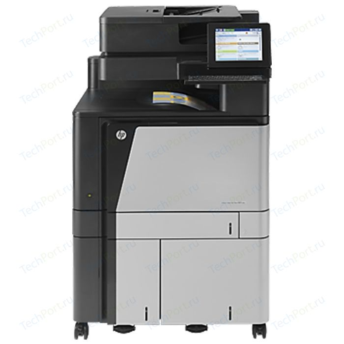 Фото - МФУ HP Color LaserJet Flow MFP M880z+ (A2W76A) cf150 60001 for hp laserjet m401d m401dn m401n formatter board