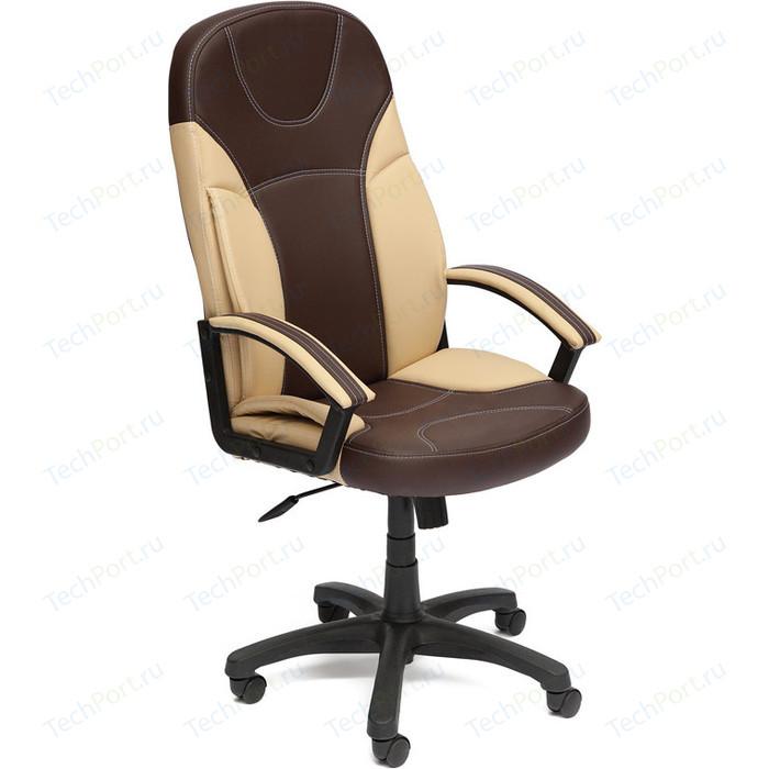 Кресло офисное TetChair TWISTER 36-36/36-34 коричневый/бежевый