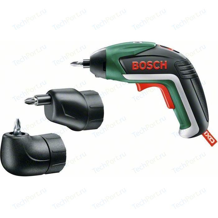Аккумуляторная отвертка Bosch IXO Full Pack (0.603.9A8.022)