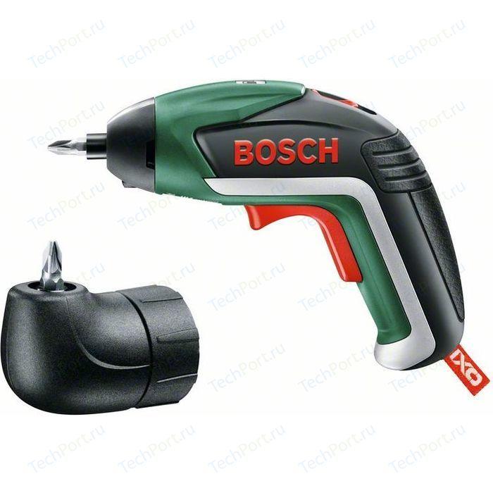 Аккумуляторная отвертка Bosch IXO Medium Pack (0.603.9A8.021)