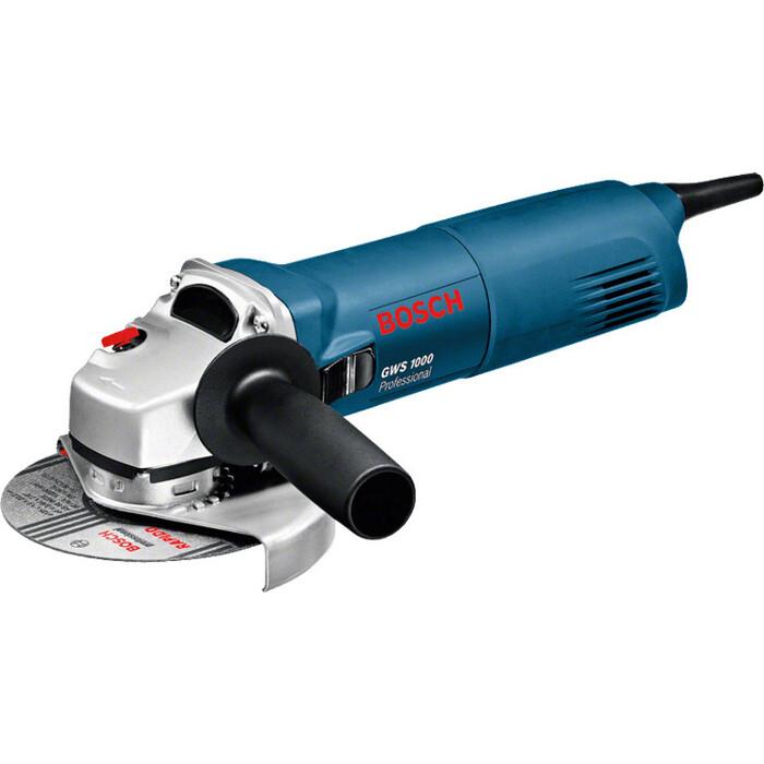 Угловая шлифмашина Bosch GWS 1000 (0.601.821.8R0)