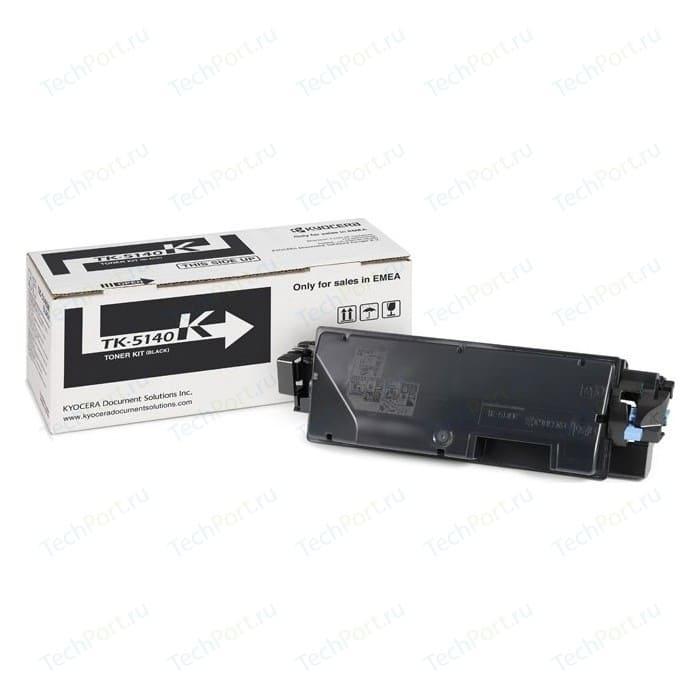 Тонер-картридж Kyocera TK-5140K (1T02NR0NL0)
