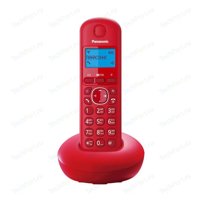 Радиотелефон Panasonic KX-TGB210RUR