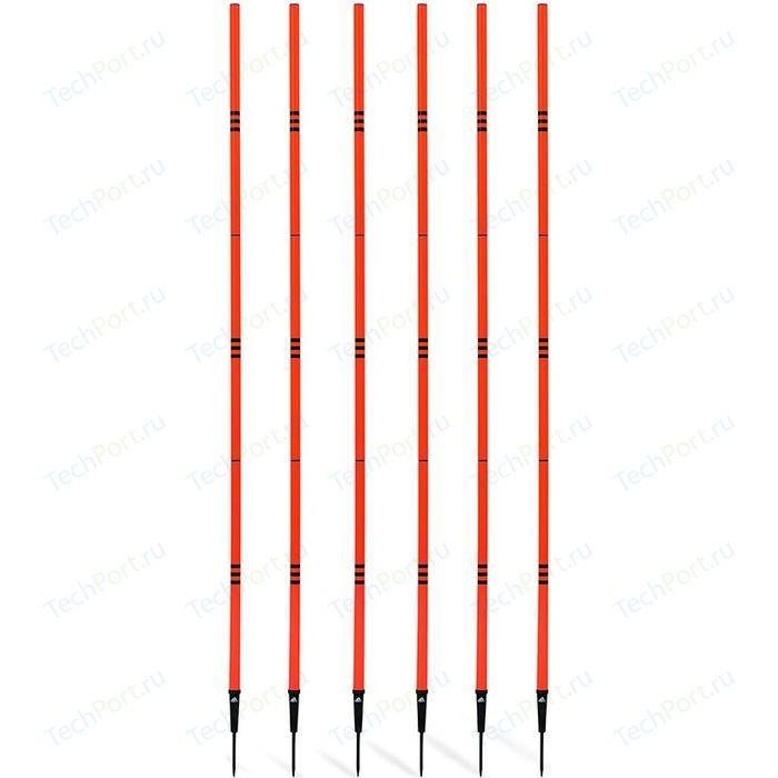 Стойки для дриблинга Adidas футболиста набор 6 штук (ADFB-10101)