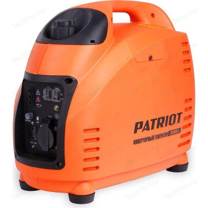 Генератор бензиновый инверторный PATRIOT 2700i