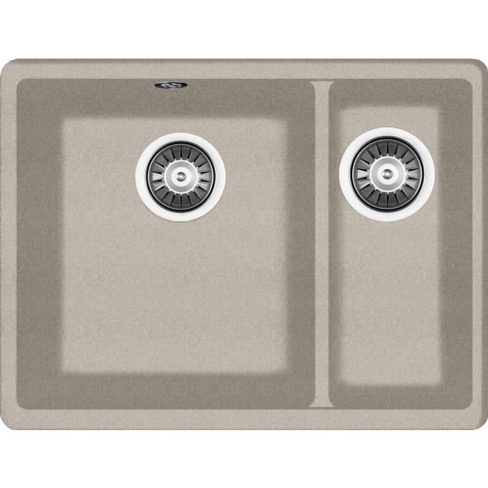Кухонная мойка Florentina Вега 335/160 песочный Fg (22.325.D0510.107)