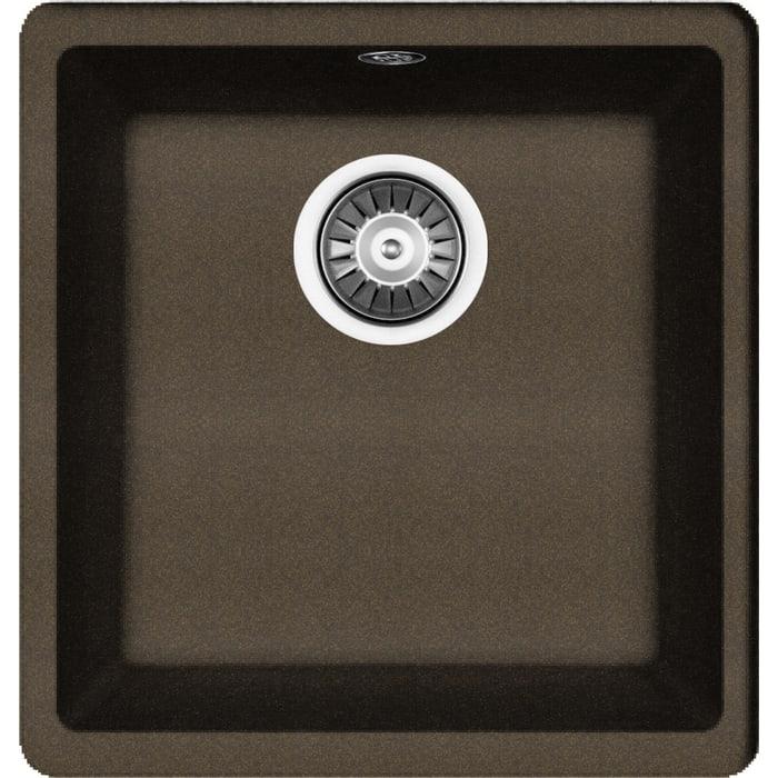 Кухонная мойка Florentina Вега 360 коричневый Fg (22.310.B0360.105)