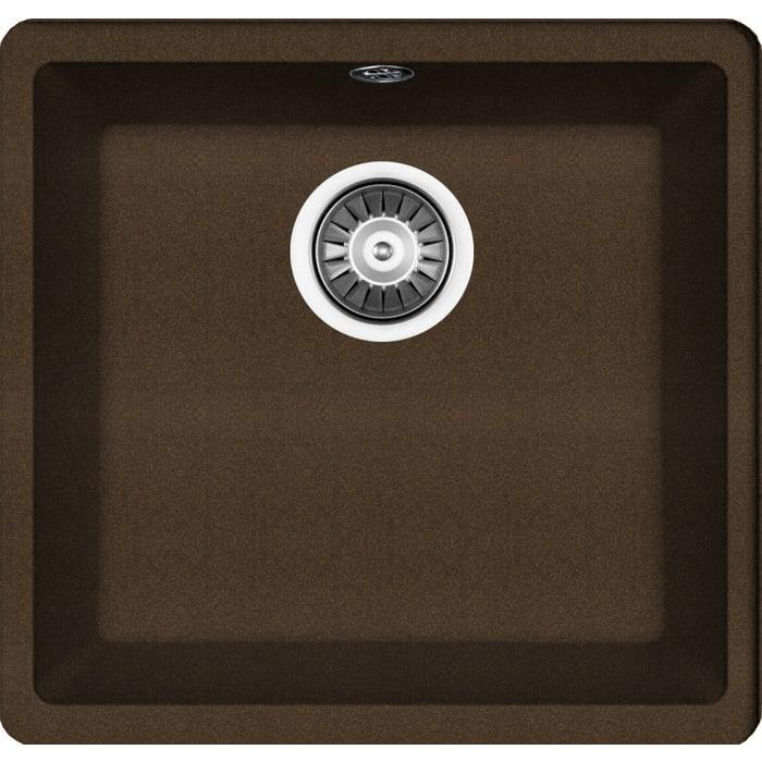 Кухонная мойка Florentina Вега 400 коричневый Fg (22.315.C0400.105)