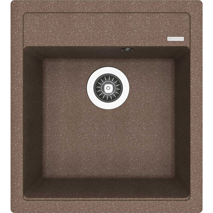 Кухонная мойка Florentina Липси 460 коричневый Fg (20.280.B0460.105)