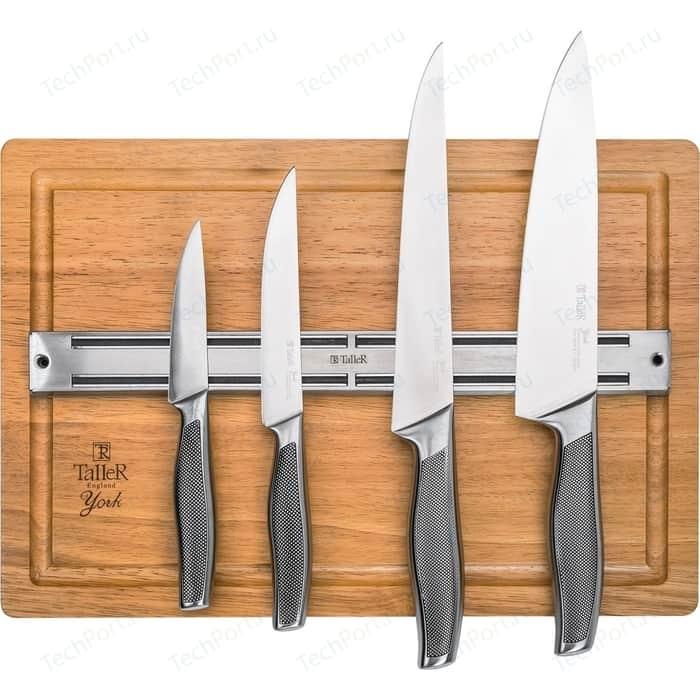 Набор ножей из 6 предметов Taller TR-2002