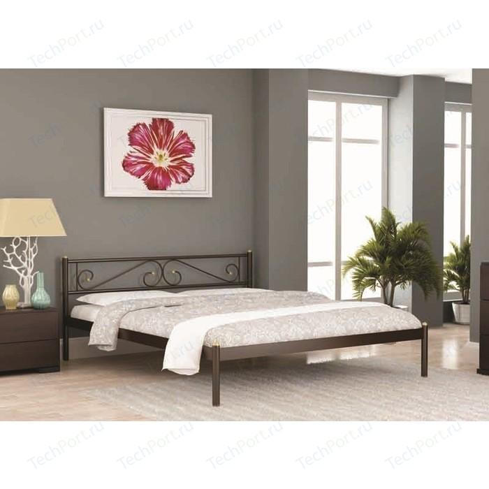 Кровать Стиллмет Шарм белый 140х200